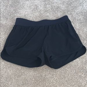 Zyia XS women's black running shorts